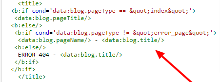 Blog title is showing on first in place of blogpost title