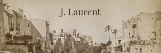 Catálogo digital del fotógrafo Jean Laurent