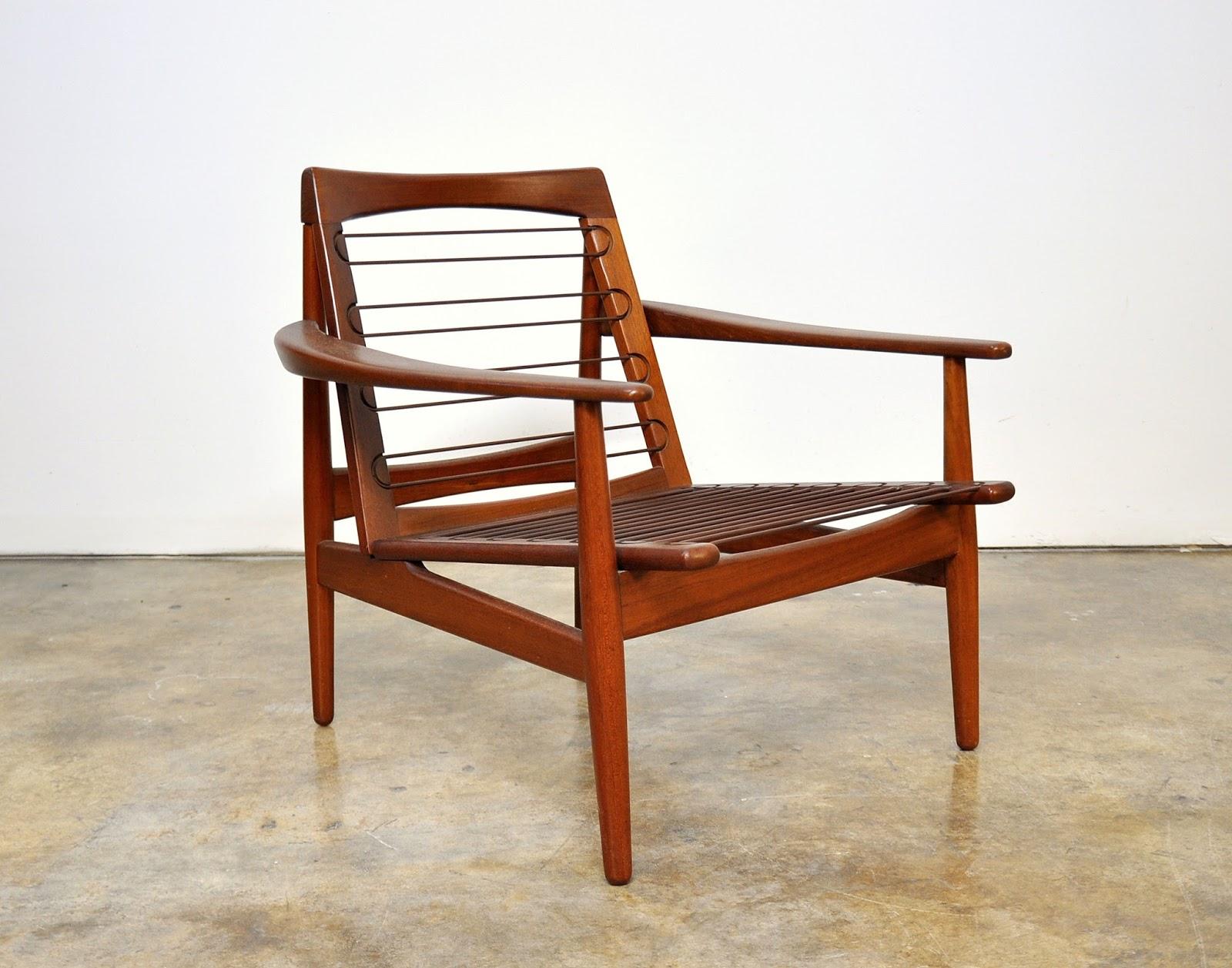 Select Modern Grete Jalk For Glostrup Mobelfabrik Teak Lounge Chair