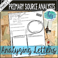 Thumbnail image of Analyzing Letters as  a Primary Source by History Gal
