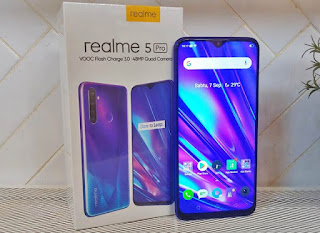 Realme 5 Pro price and specifications 2019
