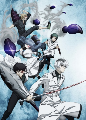 Tokyo Ghoul:re ost full version