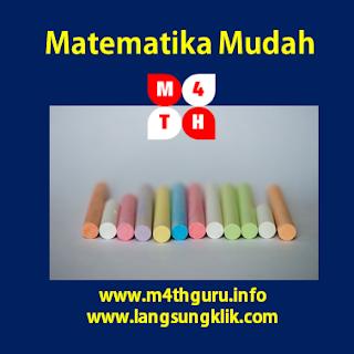 Materi Matematika SMA Kelas 10, 11 dan 12