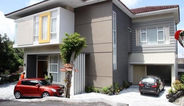 Juara! Rumah Dijual di Bandung Dengan Lingkungan Ter-Asri