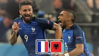 Франция - Албания смотреть онлайн бесплатно 17 ноября 2019 Франция - Албания прямая трансляция в 22:45 МСК.