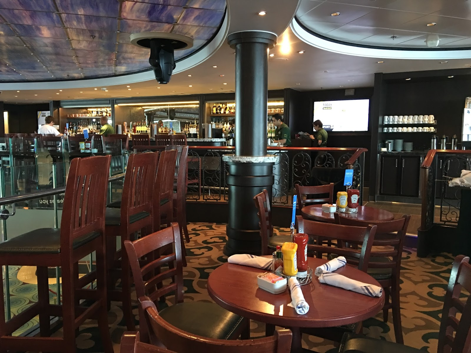 Norwegian Jewel La Cucina Menu The Cheerful Cruiser The Norwegian Pearl Cruise Review