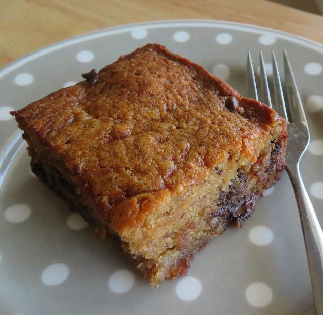 Chunky Monkey Snack Cake