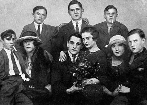 British femulators in the 1920's