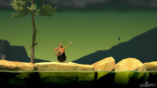 Getting Over It with Bennett Foddy pc imagenes