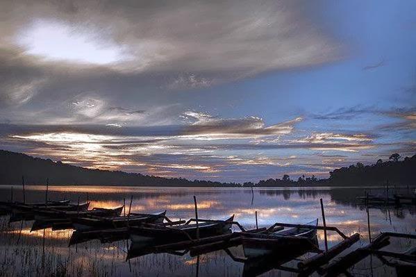 Danau Beratan (Bratan), Bedugul Tabanan Bali