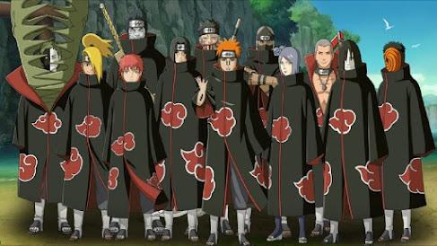 Anggota Lengkap Akatsuki
