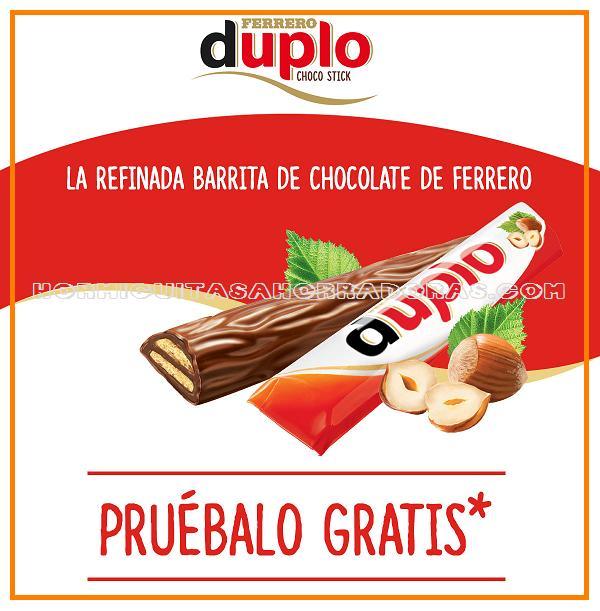 Prueba gratis Duplo de Ferrero