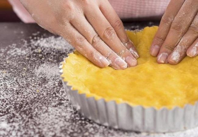 Receta para Masa para pasteles salados, quichés y tartas