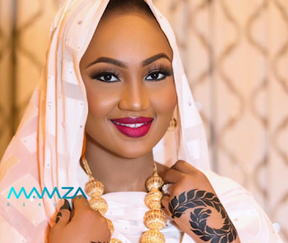 Stunning make-up photos of Zahra Buhari-Indimi
