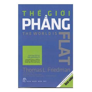 Thế Giới Phẳng (Thomas Freidman) - Tái Bản 2019 ebook AWZ3/EPUB/PDF/PRC/MOBI