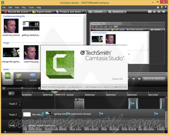 camtasia latest version 32 bit