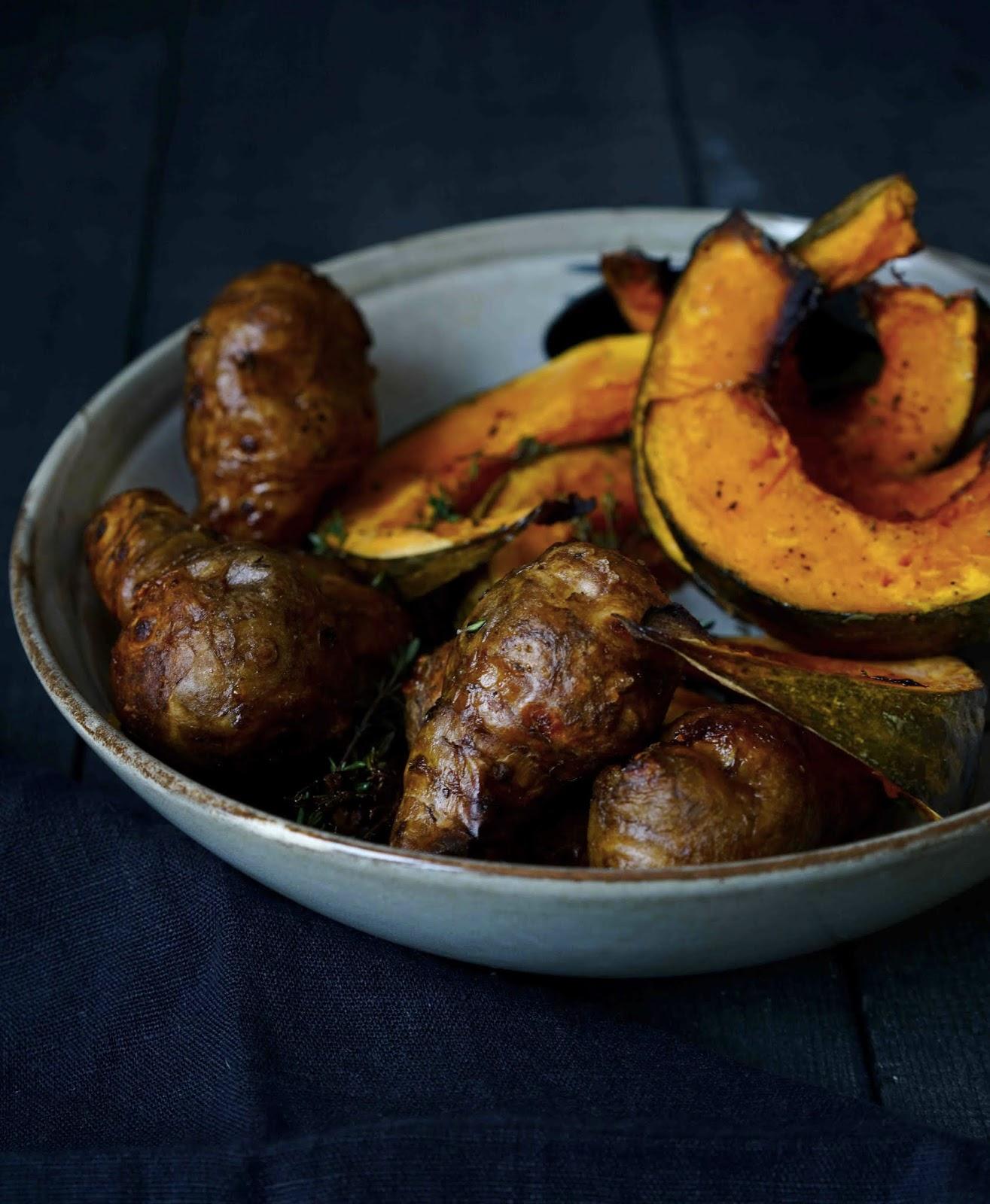 recette facile à préparer , cuisine simple , légumes d'hiver