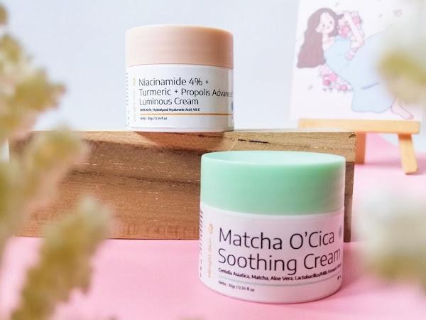 Review eBright Skin Twin Cream, Natural Skincare dengan Kandungan Probiotik