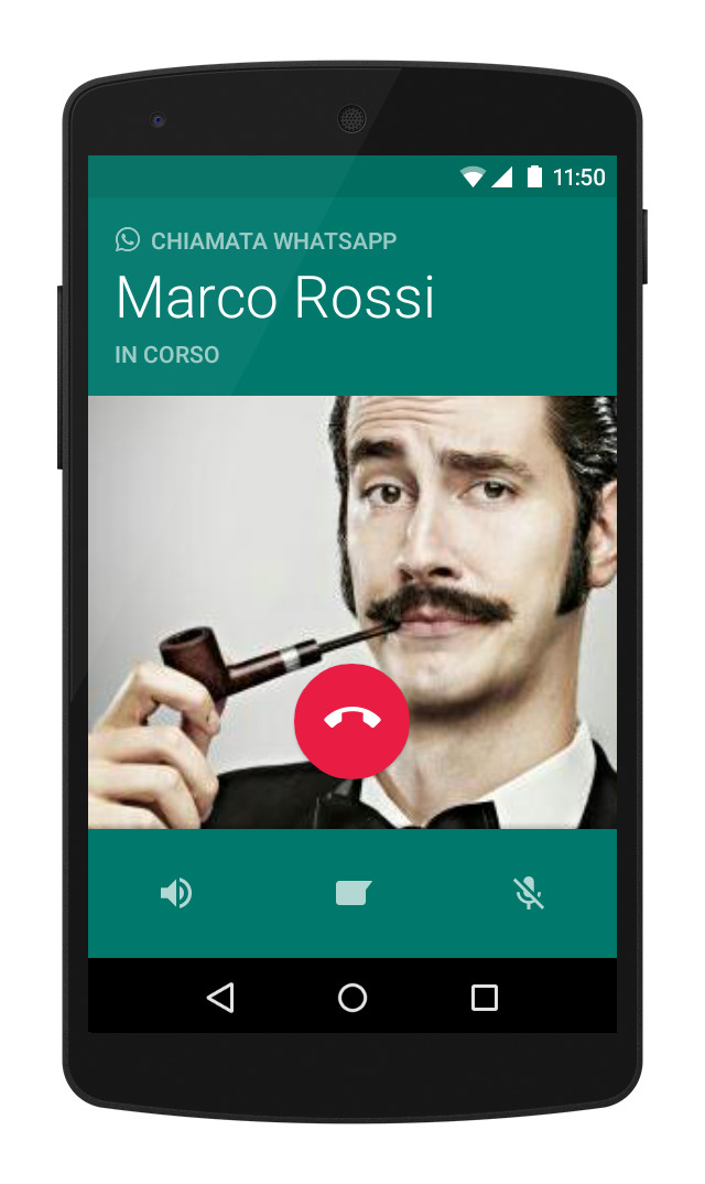 Come fare chiamate su WhatsApp su Huawei Ascend e Mate