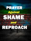 PRAYER AGAINST GARMENT OF SHAME AND REPROACH