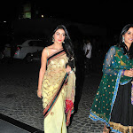 Shriya Saran Cute In Saree Pictures