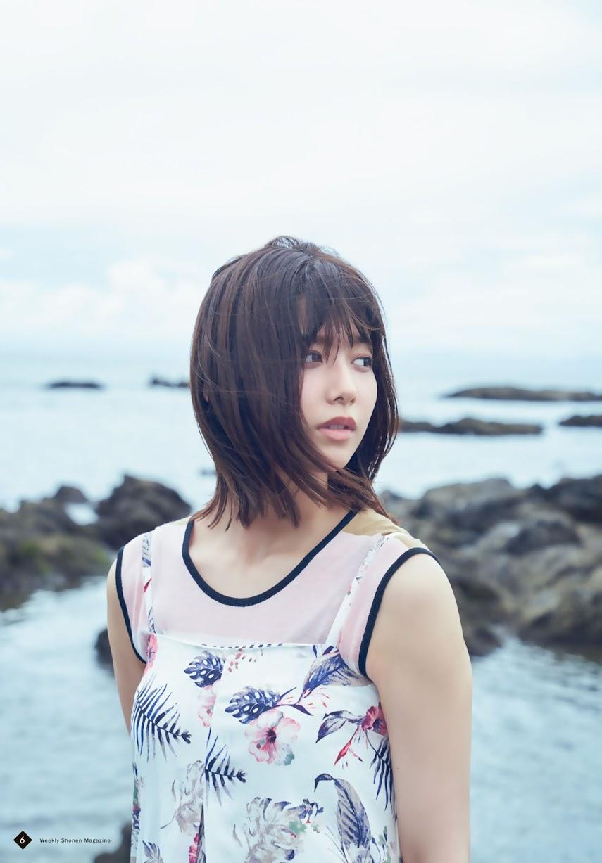 [Shonen Magazine] 2020 No.45 Risa Watanabe 渡邉理佐