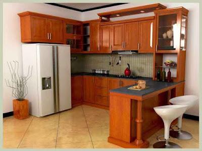 Aspek Penting Dalam Membuat Kitchen Set
