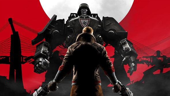 Wolfenstein II: The New Colossus - Put The Chocolate Down! trailer