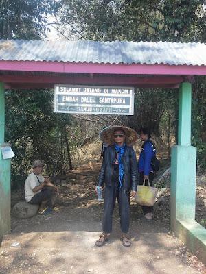 Situs Tanjungsari (Dalem Santapura)