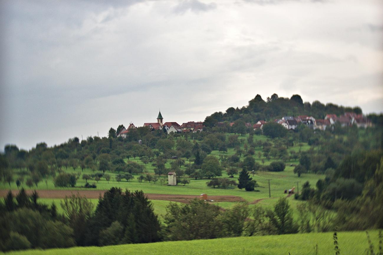 Zum Tagesabschluss -- Grafenberg