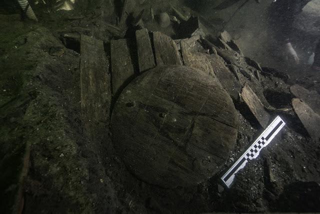 Θεαματικές ανακαλύψεις κατά την ανασκαφή της μοναδικής ναυαρχίδας Gribshunden