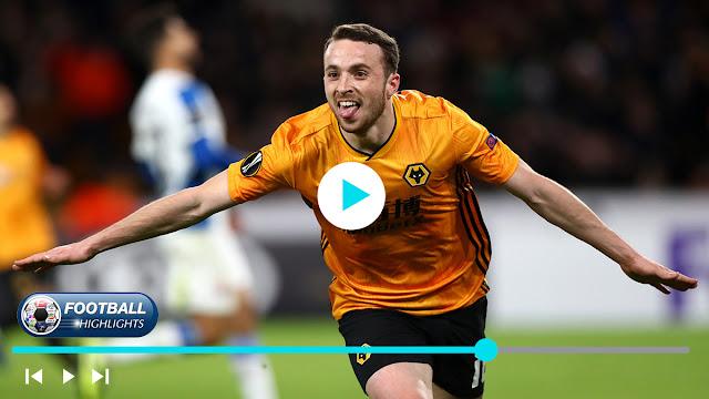 Wolverhampton Wanderers vs Espanyol – Highlights