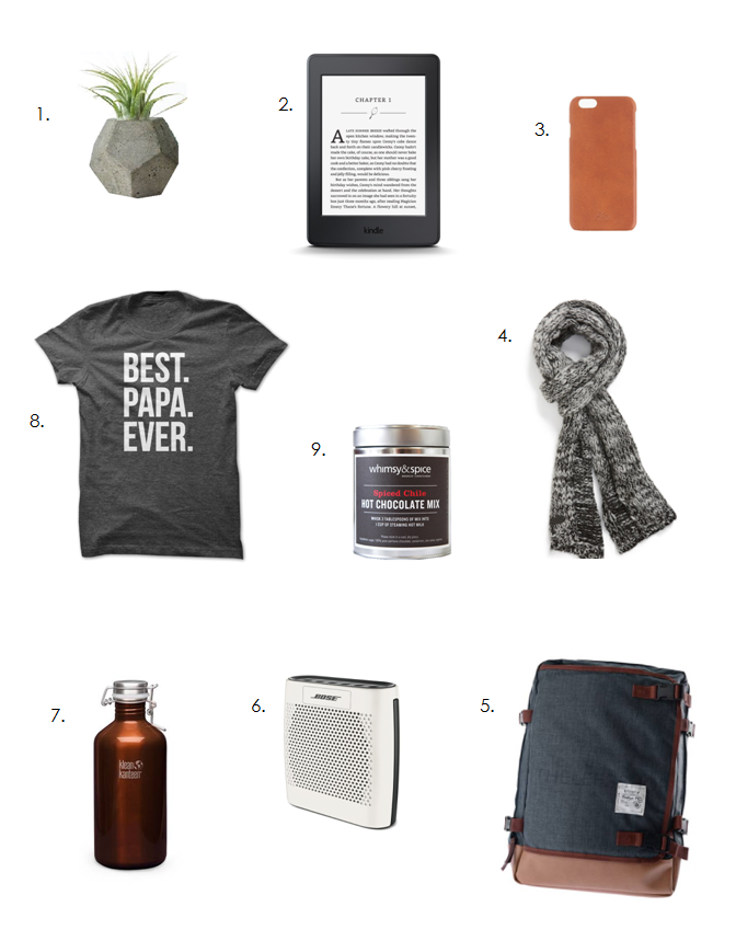 gift guide for papas