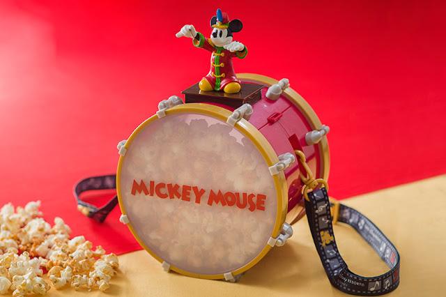 The-band-concert-mickey-mouse-popcorn-bucket-Tokyo-Disney-Resort, 東京迪士尼度假區