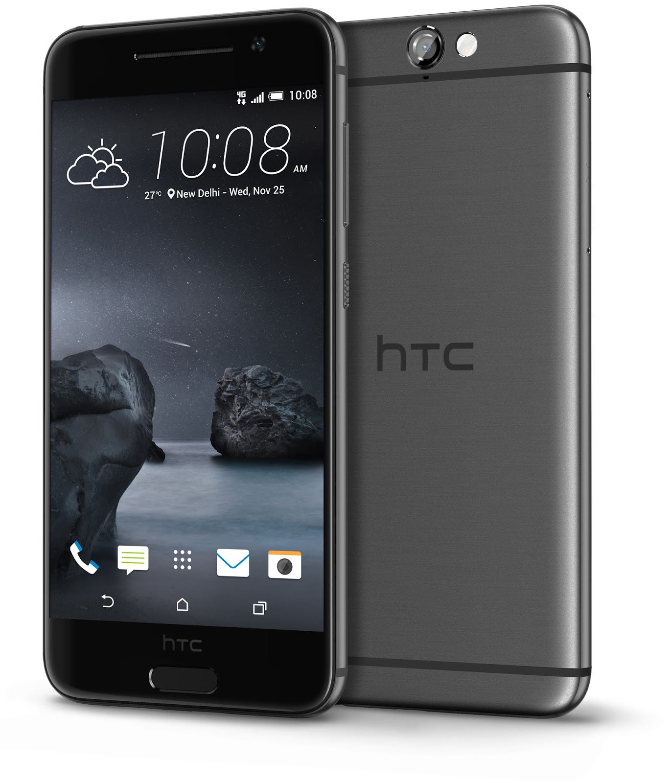 How to Install Android 7.1 Nougat CM14.1 ROM HTC One A9