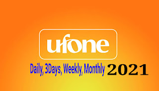 2021 Ufone Package Free