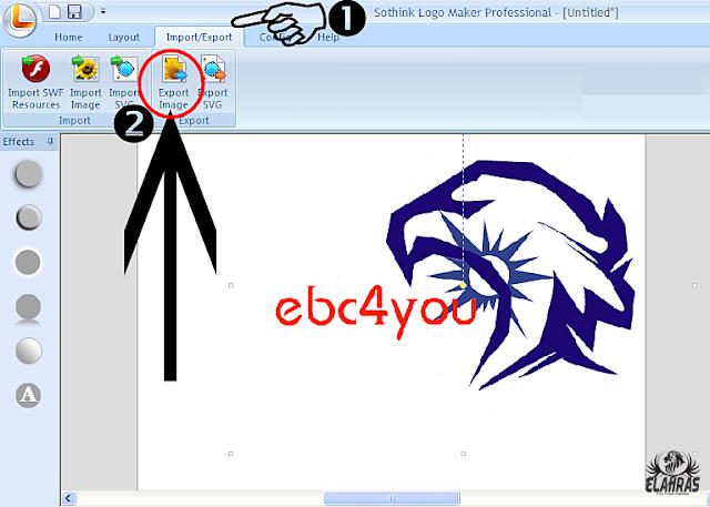كيفية عمل شعار لوجو (LOGO) إحترافي مجانا