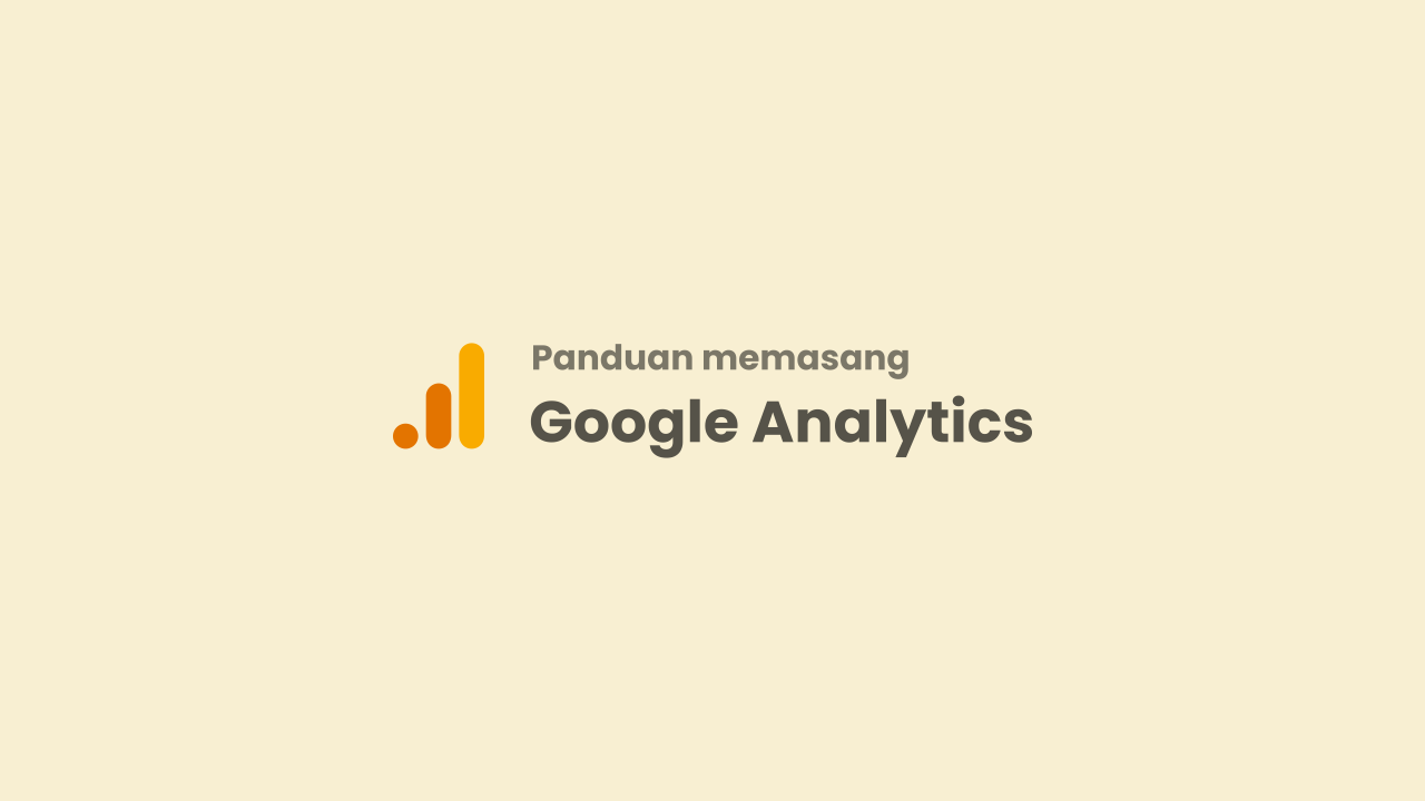 Memasang Google Analytics di AMP Blogger