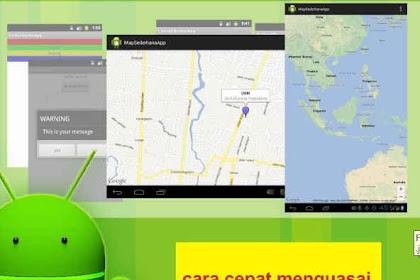 Ebook Live Coding Pembuatan Peta pada Aplikasi Android
