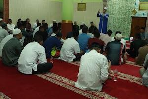 Yonkav 1 Kostrad Peringati Isra' Mi'raj di Depok