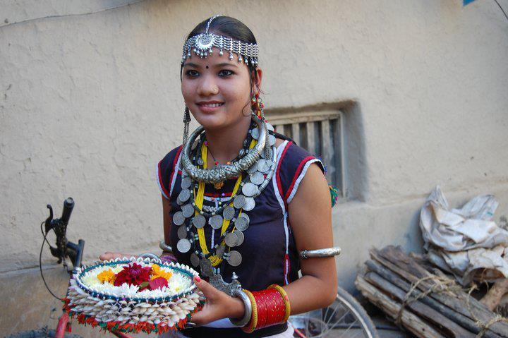 Cute Girls Nepali Girls 3-6196