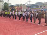 Gelar Operasi Keselamatan Toba, Polres Samosir Sosialisasikan Larangan Mudik