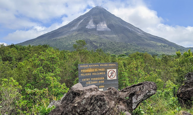 Costa Rica Itinerary: Arenal National Park