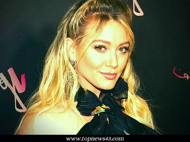 American Actress Hillary Duff Allegations