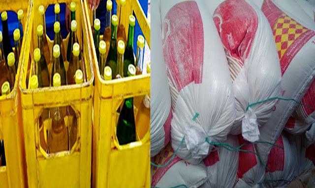 نابل: الزيت والسميد مقابل 600 دينار