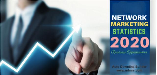 network marketing statistics 2020