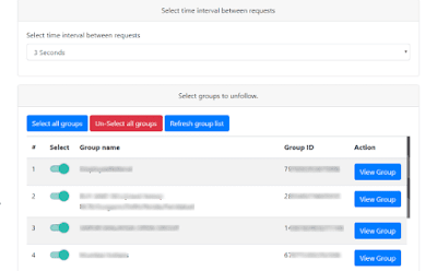 Cara keluar dari beberapa grup Facebook sekaligus Cara keluar dari beberapa grup Facebook sekaligus