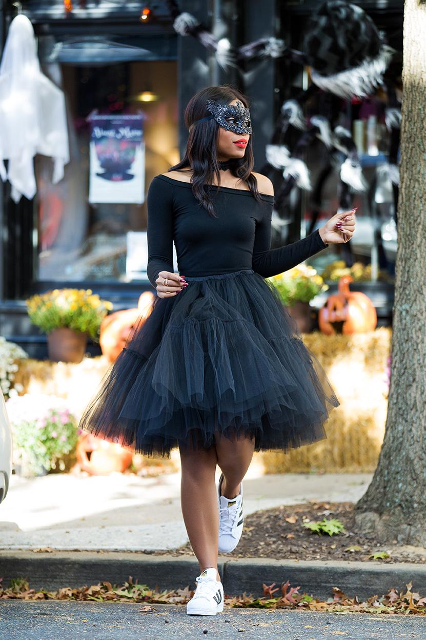 Tulle skirt, www.jadore-fashion.com