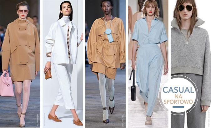 moda na co dzień wiosna 2021