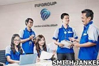 Lowongan Kerja Perawang : PT. FIF Group Desember 2017